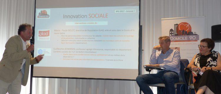 Innovation sociale #JPO 2017